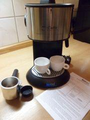 Espressomaschine Cappuccino Kaffeemaschine -neu-