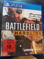 Ps4 Spiel Battlefield Hardline