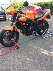 Triumph Speed Four