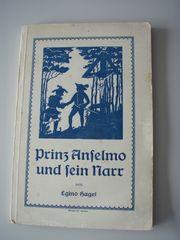 antiquarisches Buch Prinz Anselmo und