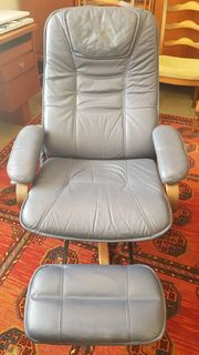 Relax Sessel von Lederland UDC