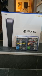 Playstation 5 NEU OVP 2