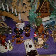 Weihnachtlicher Hofflohmarkt - Dekoration Geschenke uvm