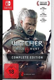 The Witcher switch Spiel