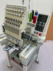 TOLLE CTC Stickmaschine