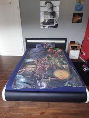 Polsterbett Bett 140x200 cm
