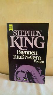Stephen King Brennen muß Salem