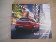 CD Macan GTS Sounds Porsche