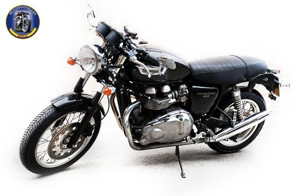 Triumph Thruxton 900 - sehr guter