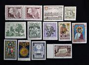 Österreich Jahrgang 1967 postfrisch