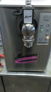 Mussana Boy Sahne-Automat gut Zustand