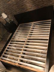 Ikea Malm Bett 160x200 m