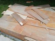 Holzparkett zu verschenken