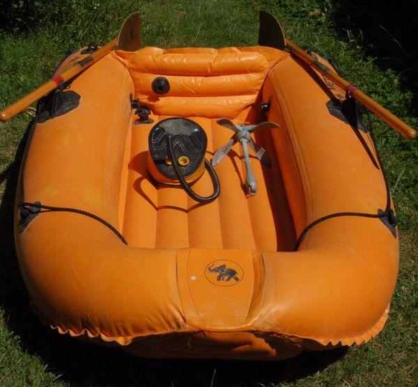 Schlauchboot Badeboot Metzeler Jolly M