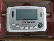 Satfinder Octagon SF418LCD