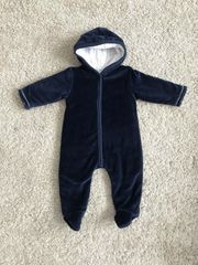 Warmer Baby Overall Herbst Winteranzug