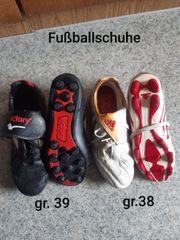 Fußball Hallenschuhe