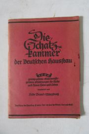 Die Schatzkammer der deutschen Hausfrau