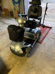 Mobilis M58 Elektromobil Seniorenmobil mit