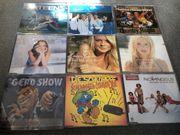 verschiedene Single CDs