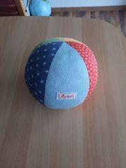 Sigikid Aktiv Babyball Stoffball weich