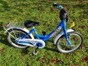 Puky Fahrrad 18zoll blau