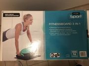 Fitnessboard 3 in 1 Neu