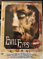 EVIL EYES HORROR UNCUT DVD
