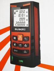 Suaoki 100m Entfernungsmesser Messgerät Laser