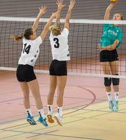 Damenvolleyballmannschaft sucht DICH