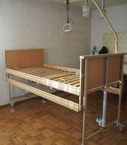 Kranken- Pflegebett