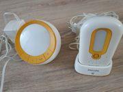 Philips Babyphone gelb weiß älteres