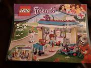 Lego Friends Tierpflege-Klinik