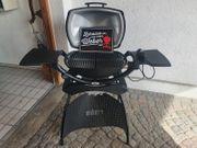 Weber Q 2400 inkl Abdeckung -