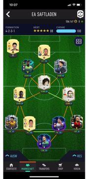 Fifa 21 UT