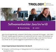 Softwareentwickler Java m w d