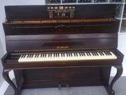 Klavier e d Seiler 1938-1939