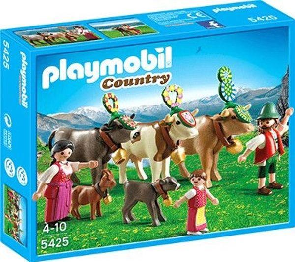 PLAYMOBIL 5425 Country - Almabtrieb