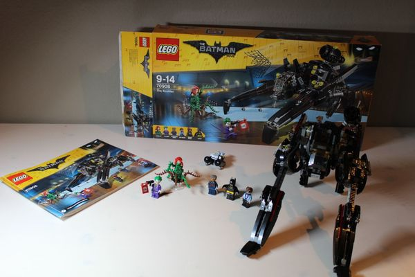 LEGO The Batman Movie 70908 -