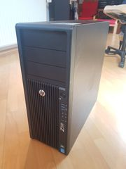 HP Workstation Computer PC Z420