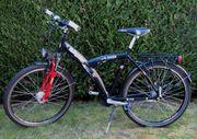 Jugend-Kinder-Fahrrad - 26 Zoll - Alu-Rahmen 50 cm