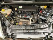 Unfall Ford Fiesta Diesel