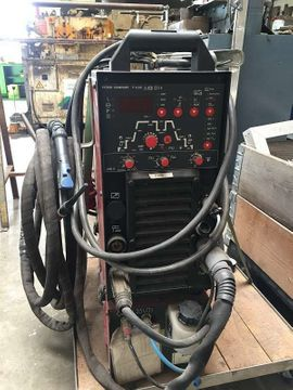 Geräte, Maschinen - Schweißgerät Industrieschweißgerät EWM TETRIX 300