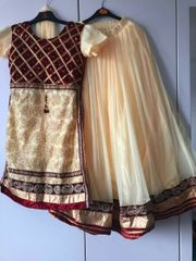 indischlänga in zwei Farben für