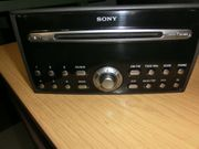 Sony CD-Radio C307 C214 MP3
