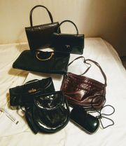 Handtaschen - Vintage 60er - 80er Jahre