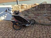 Chariot CX2 Fahrradanhänger Kinderwagen