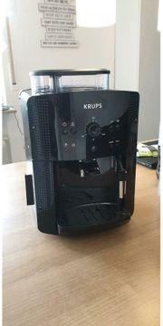 Biete Kaffee Vollautomat Kaffeemaschine Krups