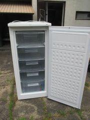 Auflösung unserer Kühl- Gefrier-Abteilung