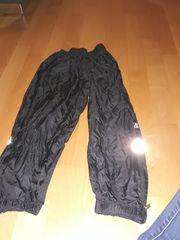 Matschhose Regenhose Gr 116 schwarz